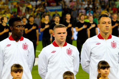 EURO England