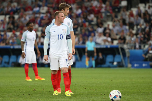 Euro 2016 - England